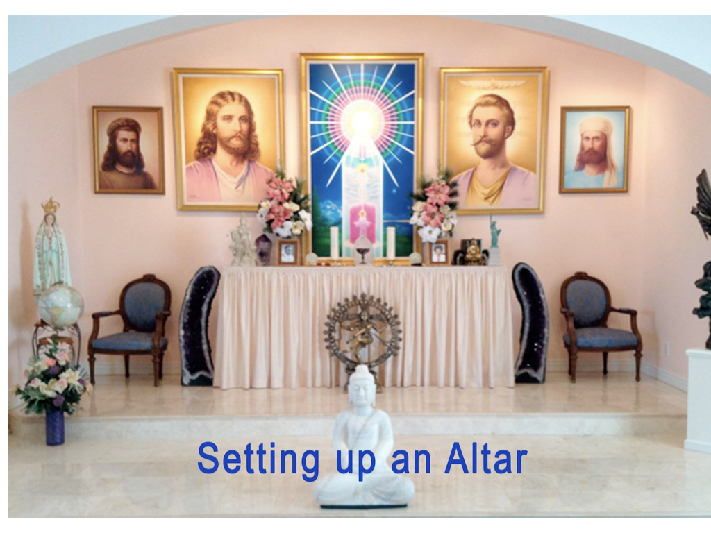 Create a Sacred Space in Your Home
